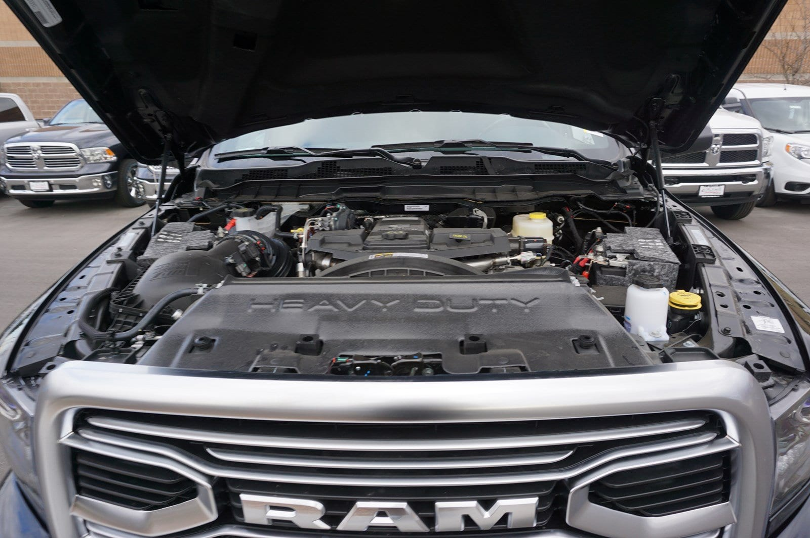 2018 Ram 3500 Mega Cab 4x4, Pickup #47248 - photo 19