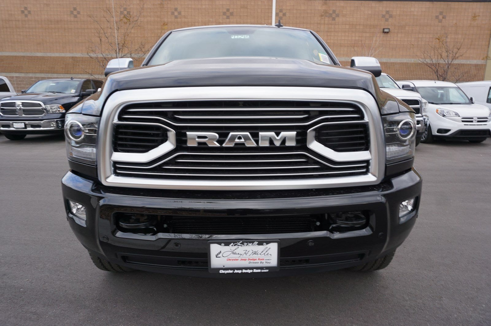 2018 Ram 3500 Mega Cab 4x4, Pickup #47248 - photo 3