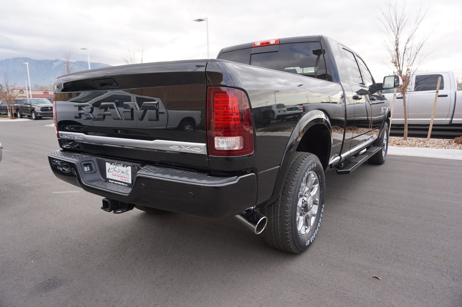 2018 Ram 3500 Mega Cab 4x4, Pickup #47248 - photo 2