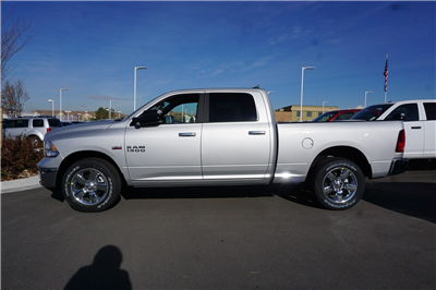 2018 Ram 1500 Crew Cab 4x4, Pickup #47267 - photo 5