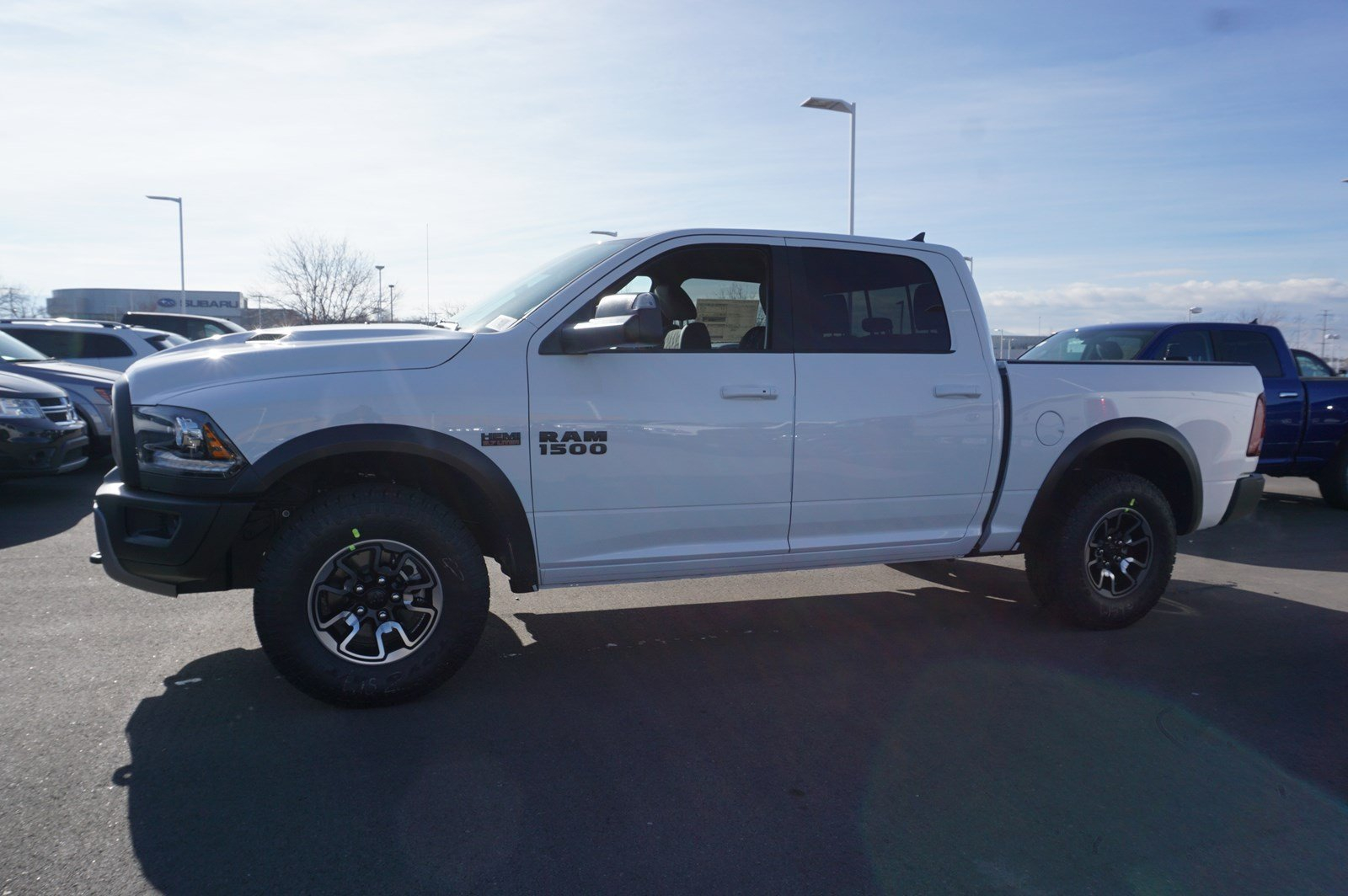 2018 Ram 1500 Crew Cab 4x4, Pickup #47271 - photo 5