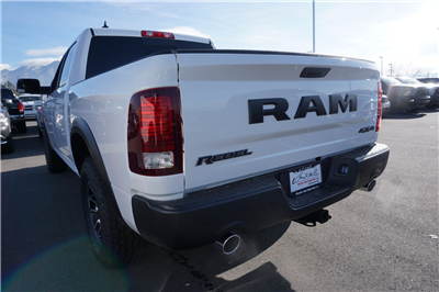 2018 Ram 1500 Crew Cab 4x4, Pickup #47271 - photo 6