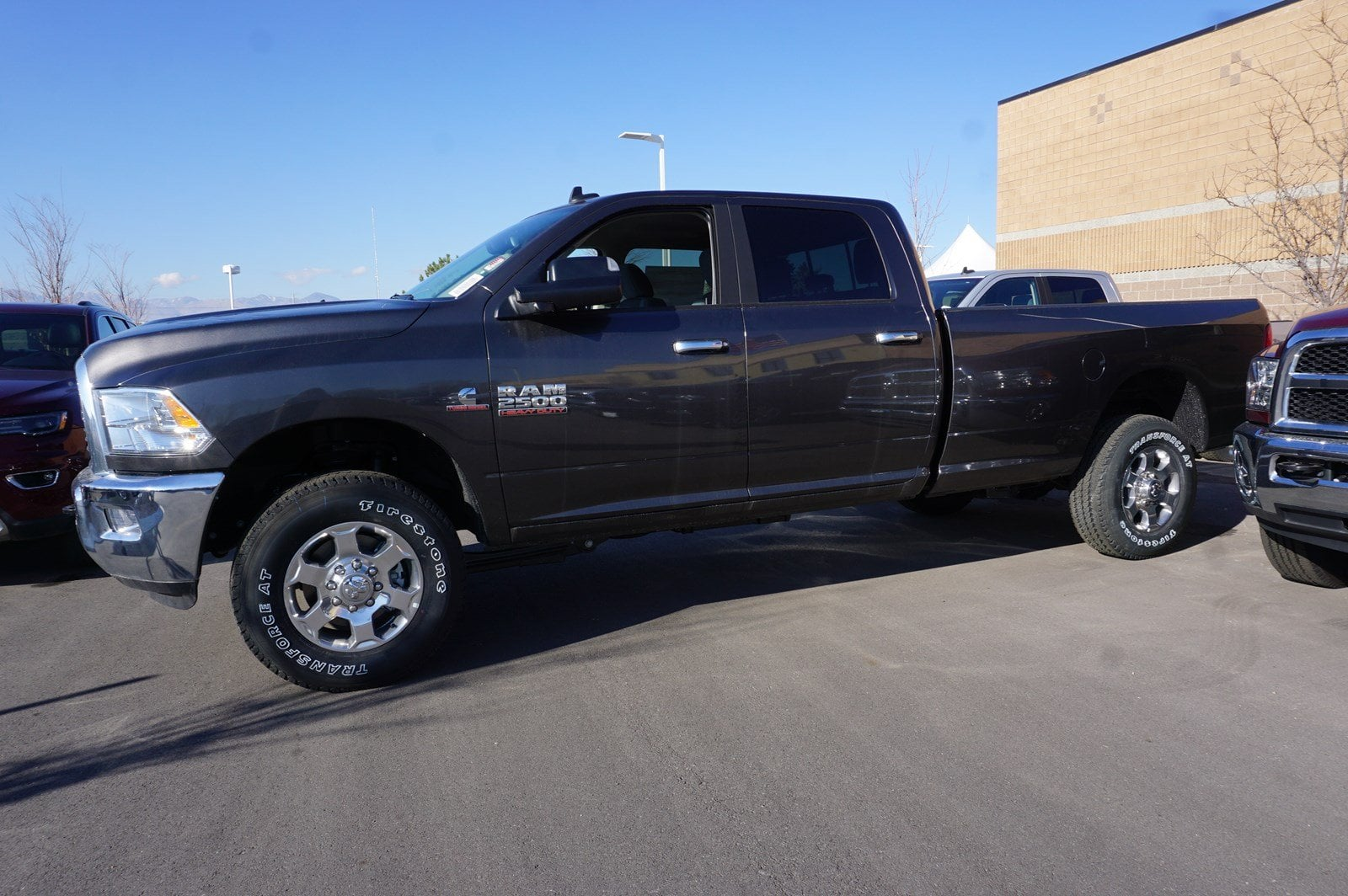 2018 Ram 2500 Crew Cab 4x4, Pickup #47344 - photo 5