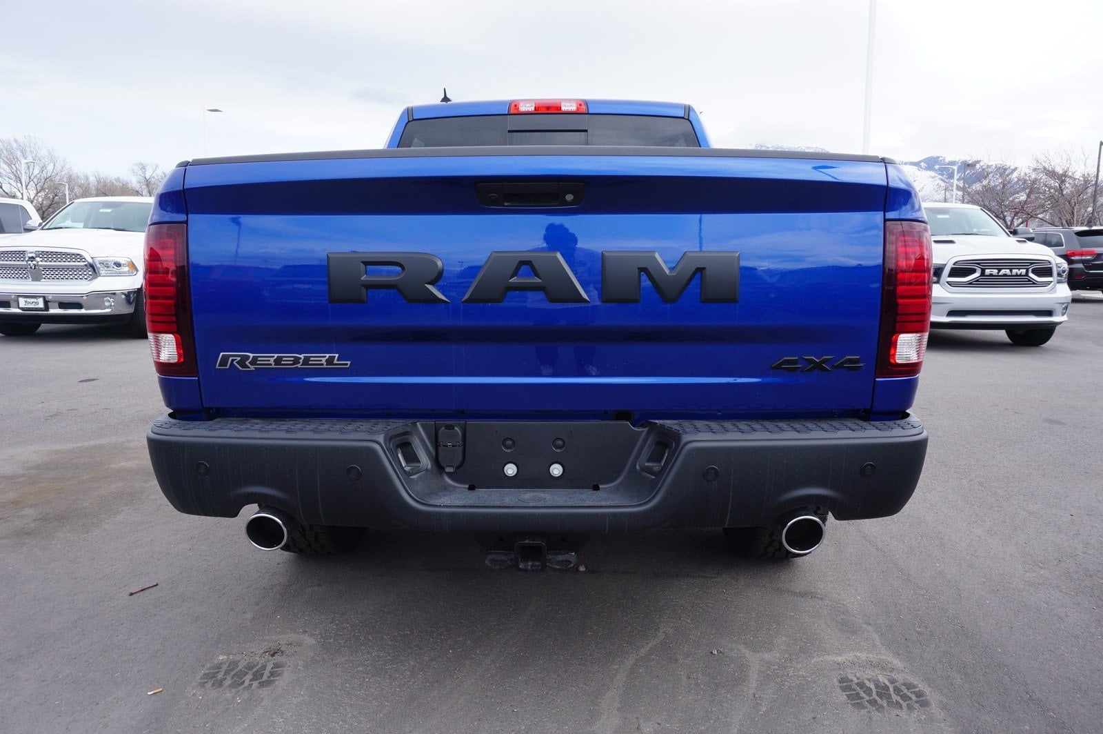 2018 Ram 1500 Crew Cab 4x4, Pickup #47352 - photo 7