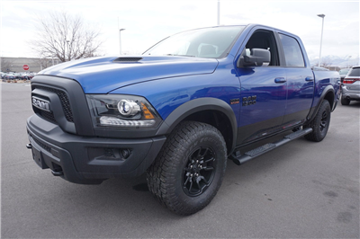 2018 Ram 1500 Crew Cab 4x4, Pickup #47352 - photo 4
