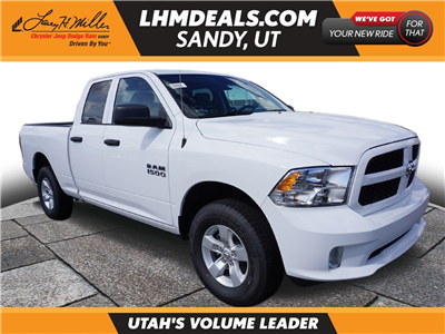 2018 Ram 1500 Quad Cab 4x4, Pickup #47420 - photo 1