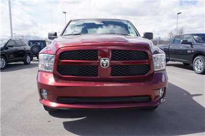2018 Ram 1500 Quad Cab 4x4, Pickup #47465 - photo 4