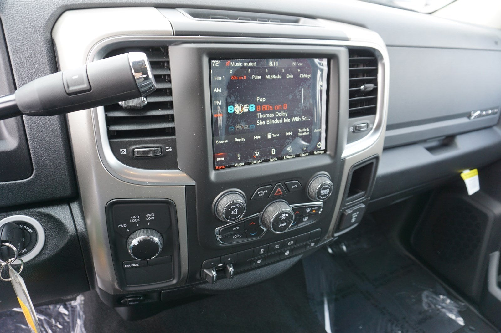 2018 Ram 3500 Mega Cab 4x4, Pickup #47481 - photo 3