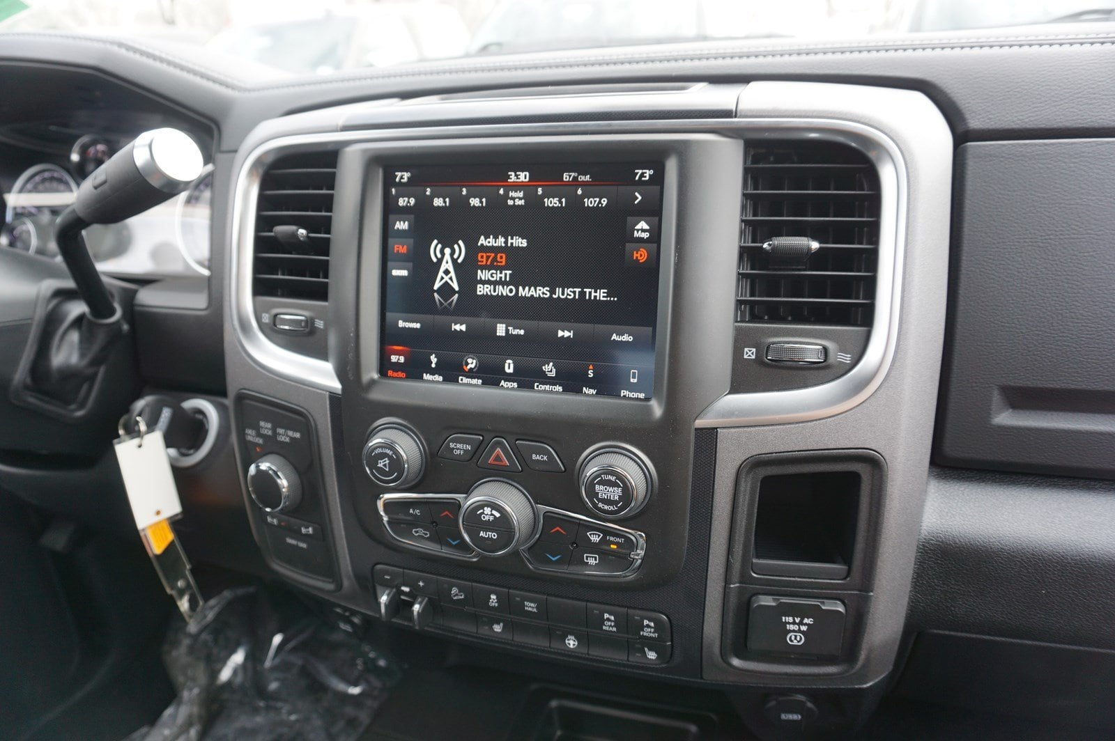 2018 Ram 2500 Crew Cab 4x4, Pickup #47578 - photo 10