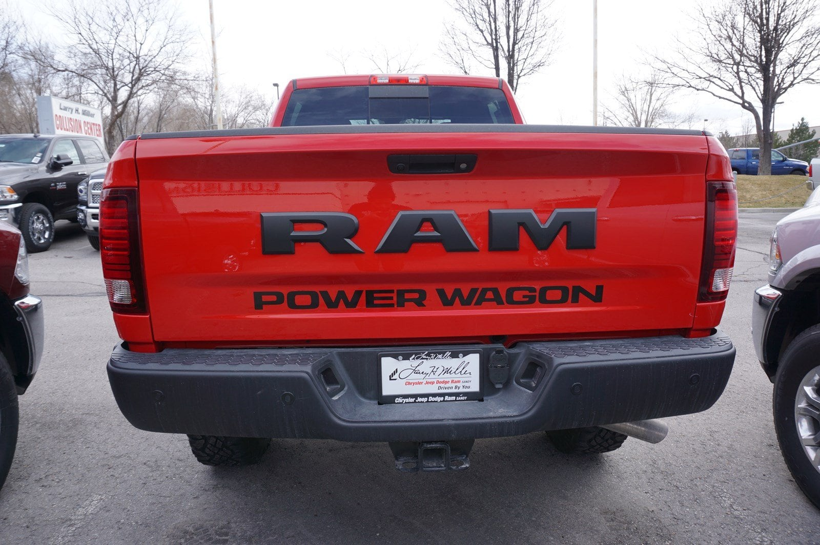 2018 Ram 2500 Crew Cab 4x4, Pickup #47578 - photo 7