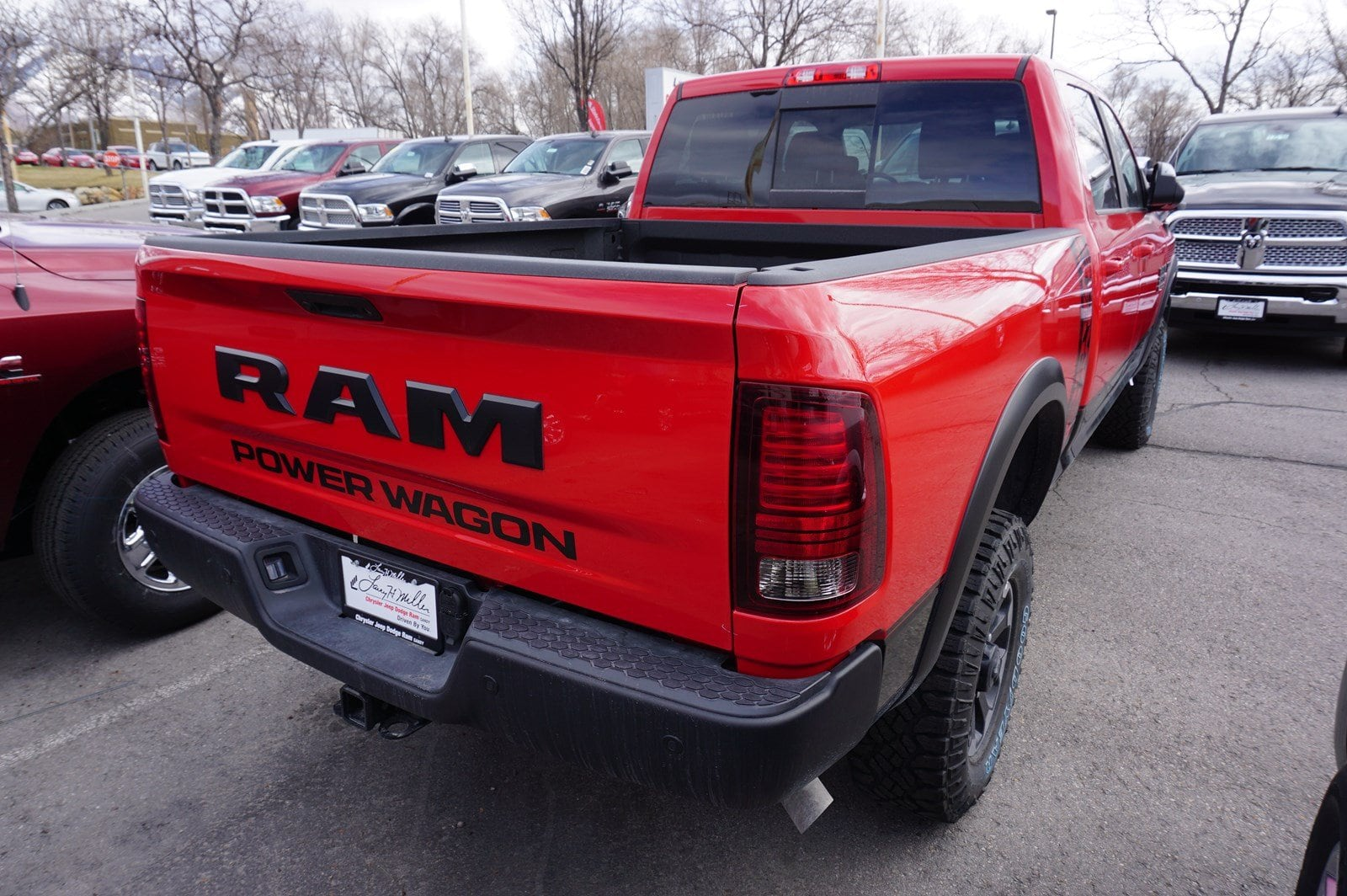 2018 Ram 2500 Crew Cab 4x4, Pickup #47578 - photo 2