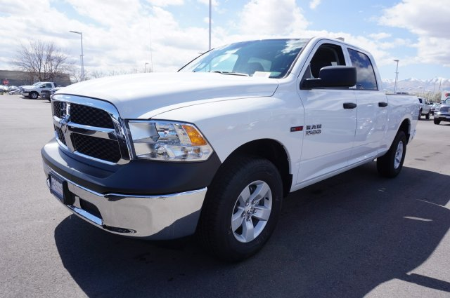 2018 Ram 1500 Crew Cab 4x4,  Pickup #47579 - photo 4