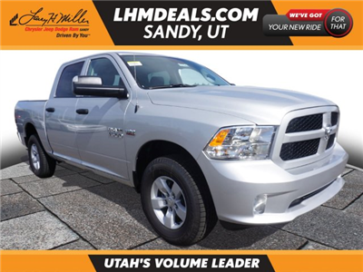 2018 Ram 1500 Crew Cab 4x4,  Pickup #47780 - photo 1