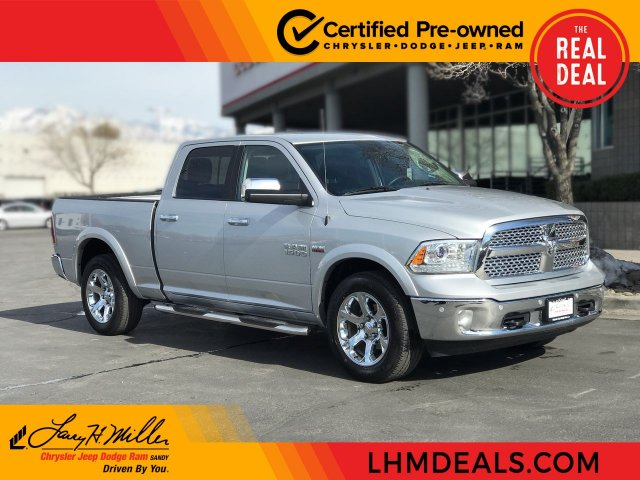 2018 Ram 1500 Crew Cab 4x4,  Pickup #47898 - photo 1
