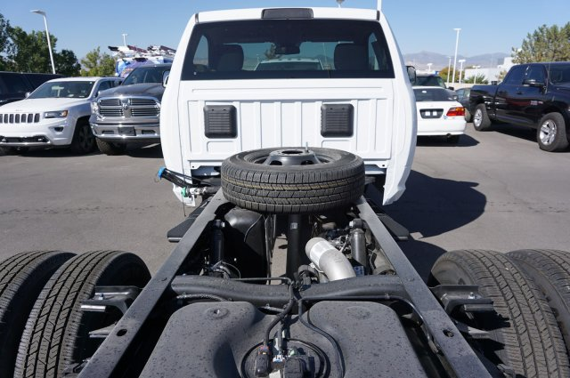 2018 Ram 3500 Regular Cab DRW 4x4,  Cab Chassis #47969 - photo 20