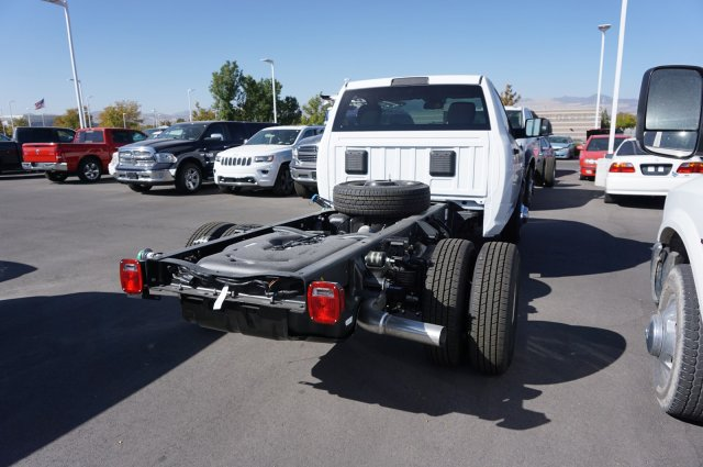2018 Ram 3500 Regular Cab DRW 4x4,  Cab Chassis #47969 - photo 2
