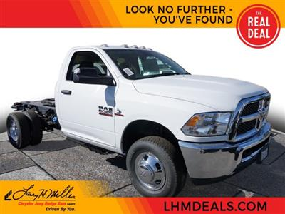 2018 Ram 3500 Regular Cab DRW 4x4,  Cab Chassis #47969 - photo 1
