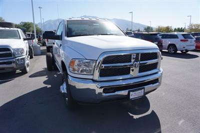 2018 Ram 3500 Regular Cab DRW 4x4,  Cab Chassis #47969 - photo 3