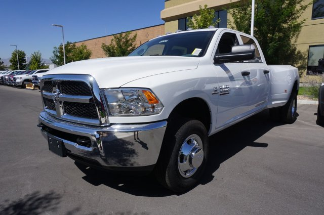 2018 Ram 3500 Crew Cab DRW 4x4,  Pickup #48009 - photo 5