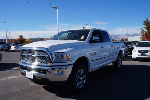 2018 Ram 3500 Crew Cab 4x4,  Pickup #48092 - photo 4