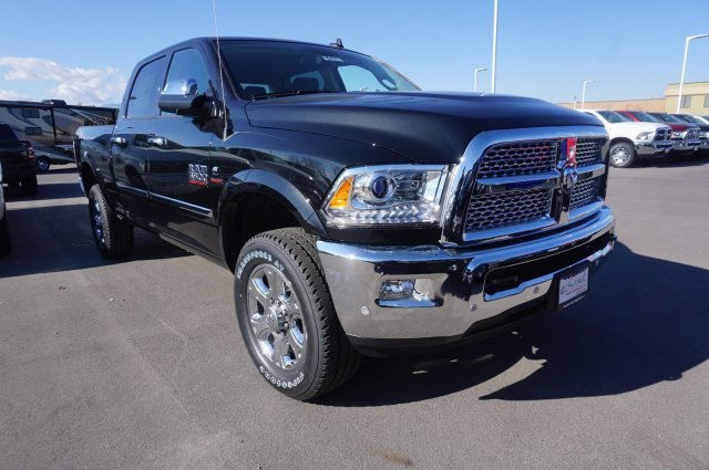 2018 Ram 3500 Crew Cab 4x4,  Pickup #48093 - photo 3