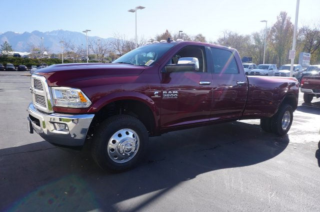 2018 Ram 3500 Crew Cab DRW 4x4,  Pickup #48095 - photo 3