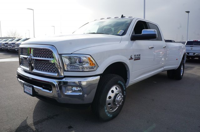 2018 Ram 3500 Crew Cab DRW 4x4,  Pickup #48127 - photo 4