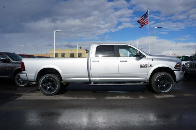 2018 Ram 3500 Crew Cab 4x4,  Pickup #48133 - photo 8