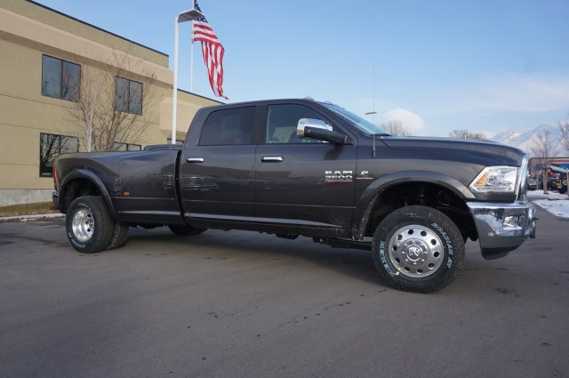 2018 Ram 3500 Crew Cab DRW 4x4,  Pickup #48138 - photo 8