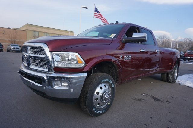 2018 Ram 3500 Crew Cab DRW 4x4,  Pickup #48139 - photo 4