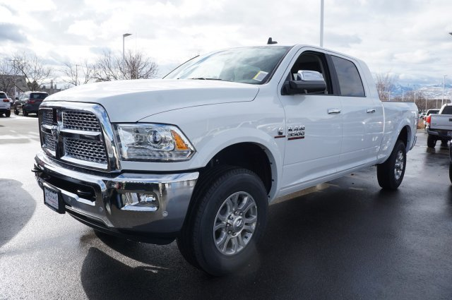2018 Ram 3500 Mega Cab 4x4,  Pickup #48242 - photo 4