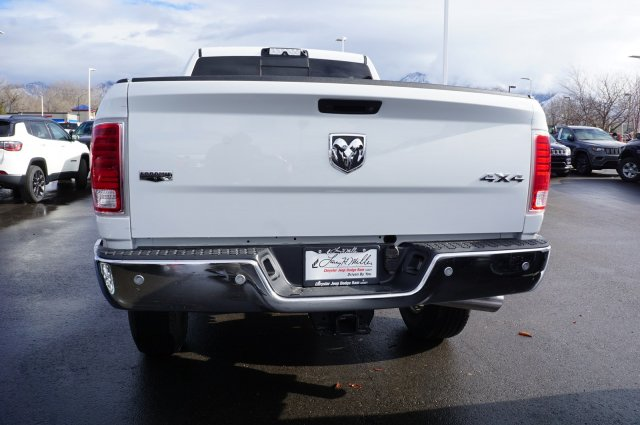 2018 Ram 3500 Mega Cab 4x4,  Pickup #48242 - photo 7