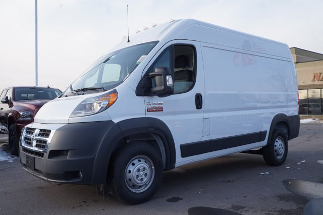 2018 ProMaster 2500 High Roof FWD,  Empty Cargo Van #48252 - photo 4