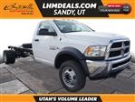 2018 Ram 5500 Regular Cab DRW 4x2,  Cab Chassis #48261 - photo 1