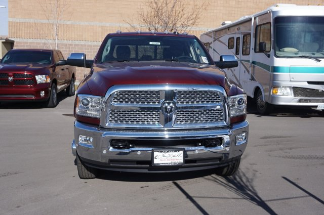 2018 Ram 3500 Crew Cab DRW 4x4,  Pickup #48280 - photo 2