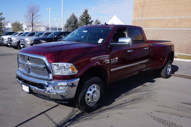 2018 Ram 3500 Crew Cab DRW 4x4,  Pickup #48280 - photo 3