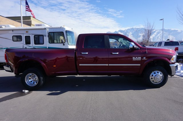 2018 Ram 3500 Crew Cab DRW 4x4,  Pickup #48280 - photo 8
