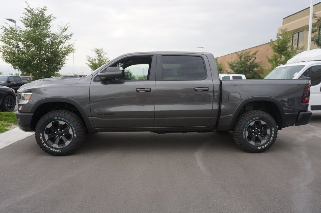 2019 Ram 1500 Crew Cab 4x4,  Pickup #57050 - photo 7