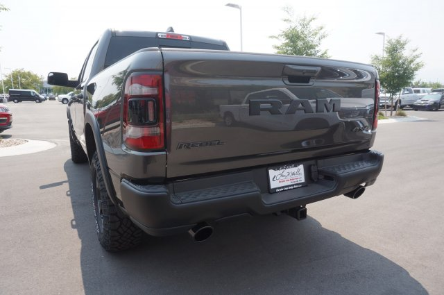 2019 Ram 1500 Crew Cab 4x4,  Pickup #57056 - photo 6