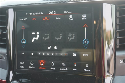 2019 Ram 1500 Crew Cab 4x4,  Pickup #57056 - photo 16