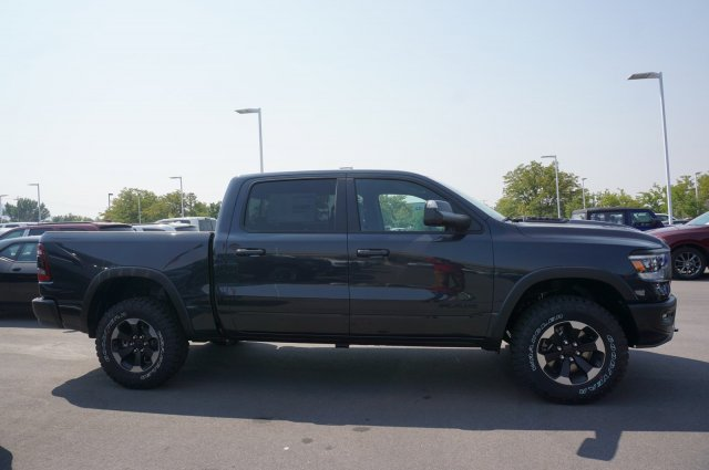 2019 Ram 1500 Crew Cab 4x4,  Pickup #57057 - photo 8