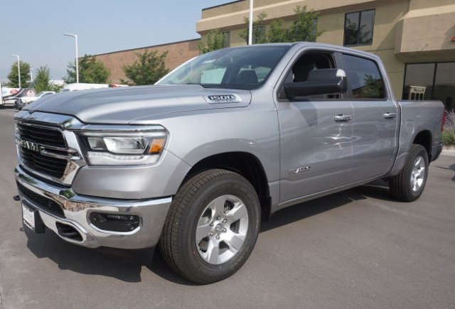 2019 Ram 1500 Crew Cab 4x4,  Pickup #57076 - photo 4