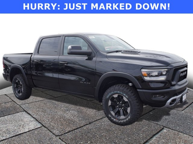 2019 Ram 1500 Crew Cab 4x4,  Pickup #57086 - photo 1