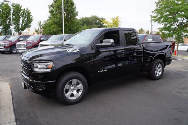 2019 Ram 1500 Quad Cab 4x4,  Pickup #57090 - photo 4