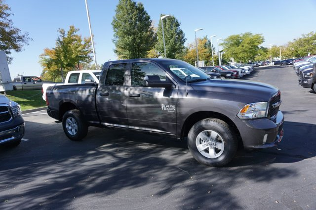 2019 Ram 1500 Quad Cab 4x4,  Pickup #57118 - photo 3
