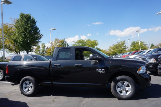 2019 Ram 1500 Quad Cab 4x4,  Pickup #57122 - photo 4