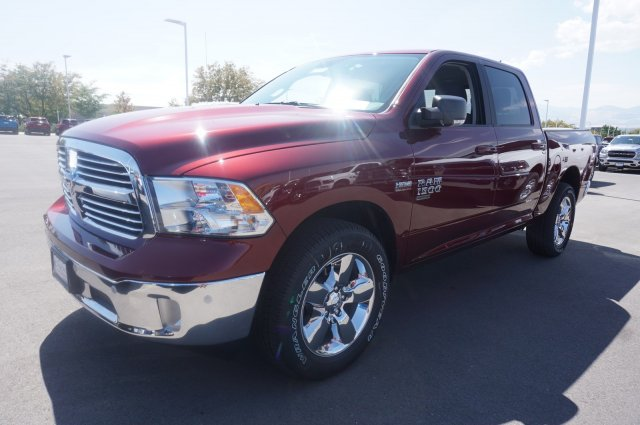 2019 Ram 1500 Crew Cab 4x4,  Pickup #57158 - photo 4