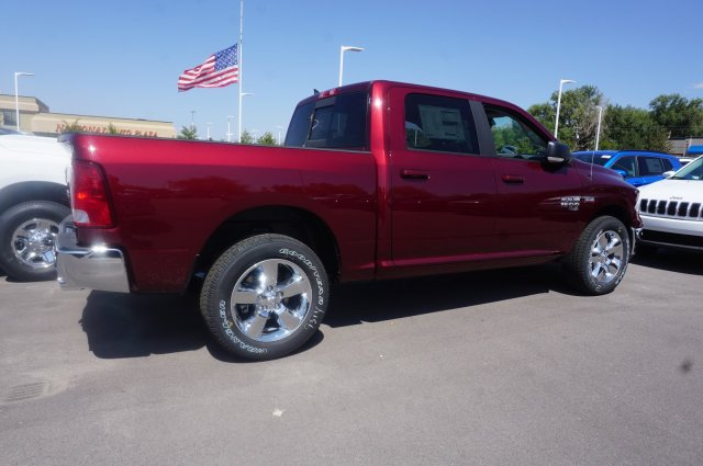 2019 Ram 1500 Crew Cab 4x4,  Pickup #57158 - photo 8