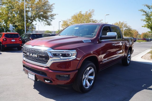 2019 Ram 1500 Crew Cab 4x4,  Pickup #57177 - photo 6