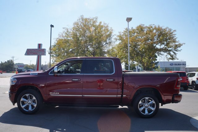 2019 Ram 1500 Crew Cab 4x4,  Pickup #57177 - photo 7